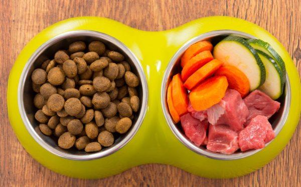 Натуральные корма полезнее, чем искусственные.