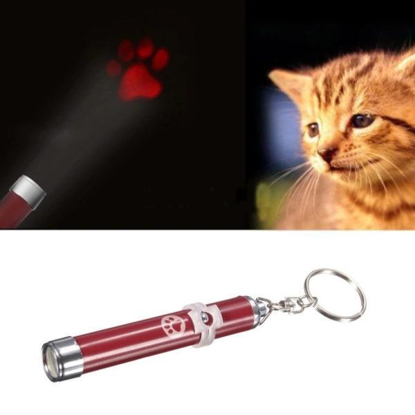 Лазерная указка для кота