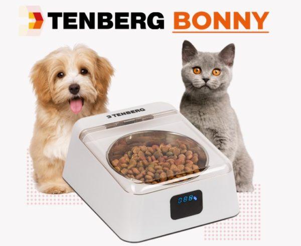 сенсорная автокормушка Tenberg Bonny